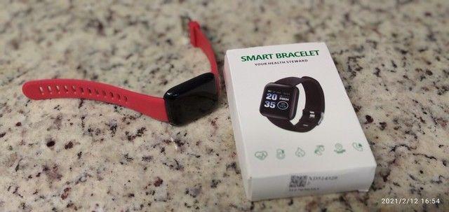 Relógio Inteligente/Smartwatch 116Plus - Foto 2