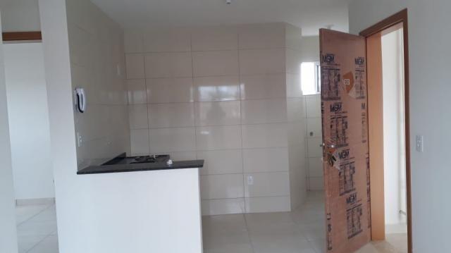 Apartamento com 02 quartos tendo possibilidade de sair zero de entrada - Foto 5