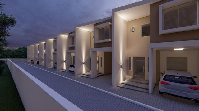 Apartamento Duplex com 3 dormitórios à venda, 100 m² por R$ 220.000,00 - Boa Vista - Garan - Foto 2
