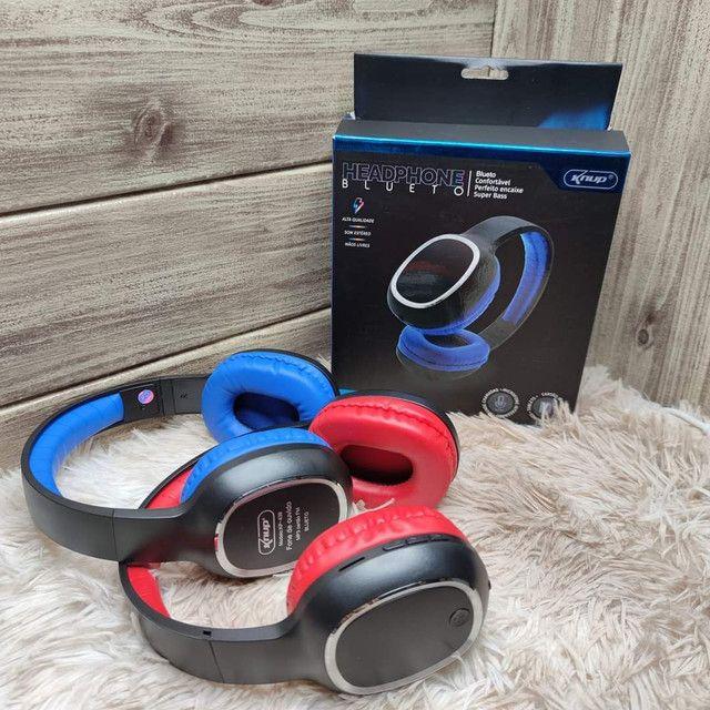 Fone headphone bluetooth knup.