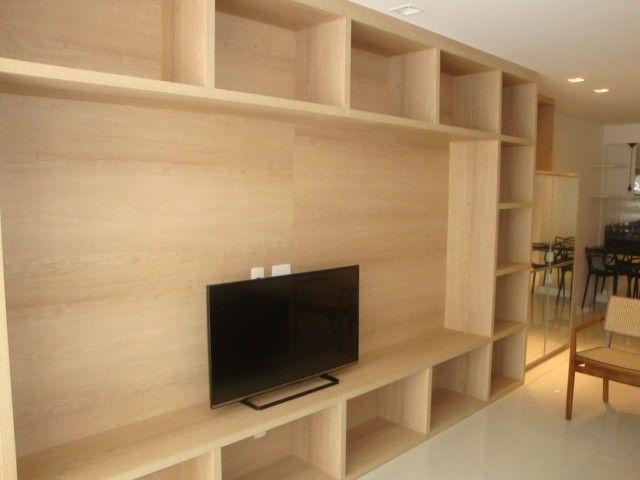 Apartamento para aluguel tem 92 metros quadrados com 2 quartos em Leblon - Rio de Janeiro  - Foto 4