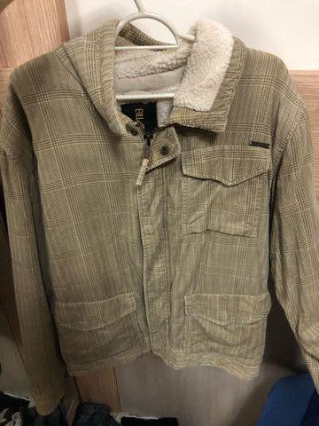 Jaqueta de lã Billabong tamanho M - Foto 4