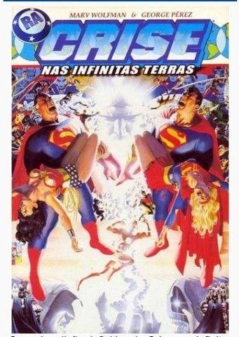 Crise nas Infinitas Terras - DC Comics - Lacrado - Foto 4