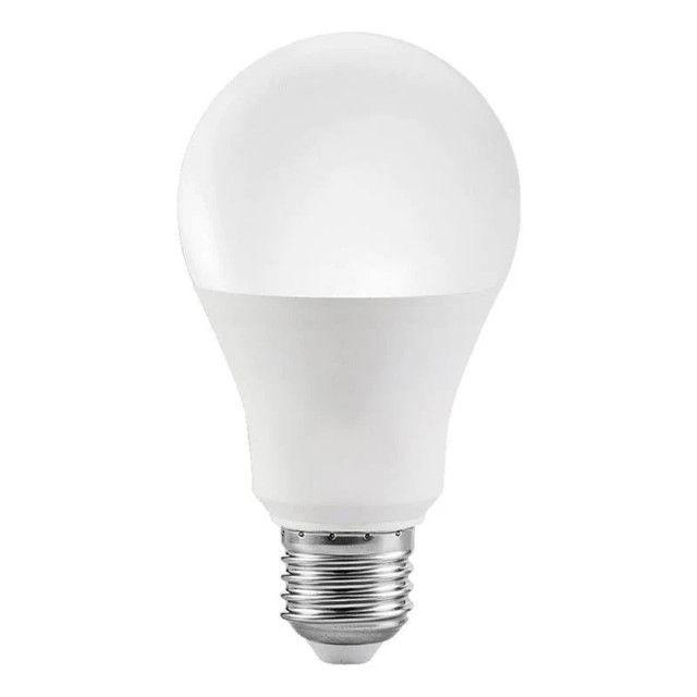 Lâmpada LED Inteligente Bulbo Multilaser Colorida Dimerizável Wi-Fi SE224 - Foto 3