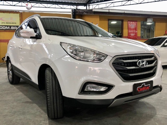 Hyundai IX 35 - 2018 - Impecável - Igual a zero - Foto 7