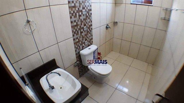 Casa com 2 dormitórios à venda, 67 m² por R$ 180.000,00 - Dom Bosco - Ji-Paraná/RO - Foto 5