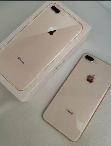 Iphone 8 Plus 64GB Perfeito Estado. - Foto 4