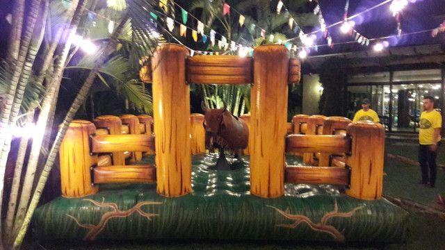Aluguel de touro mecânico para eventos - Foto 4