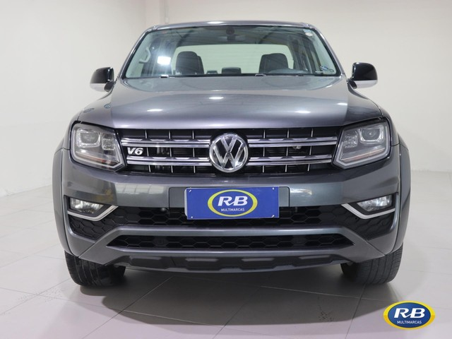 Volkswagen Amarok Highline 3.0 V6 CD 4X4. - Foto 2