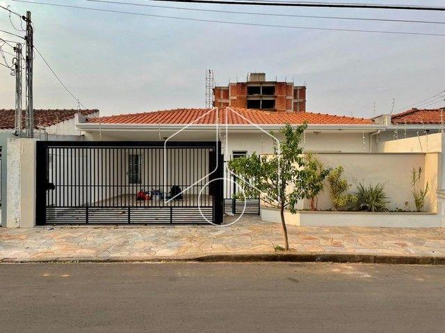 Casa para alugar com 3 dormitórios em Jardim parati, Marilia cod:L15758