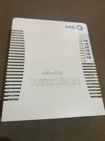Mikrotik RB951Ui-2HnD roteador 2.4ghz - Foto 2