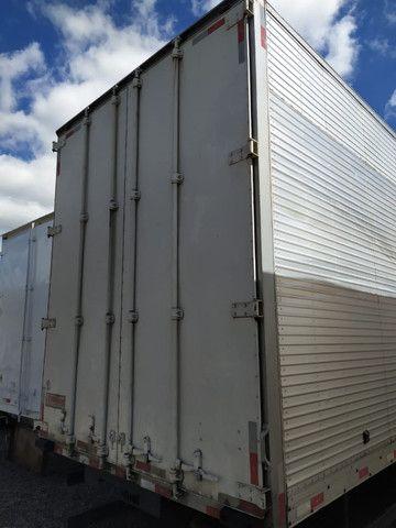Furgão Baú Carga Seca Truck (Cód. 55) - Foto 4