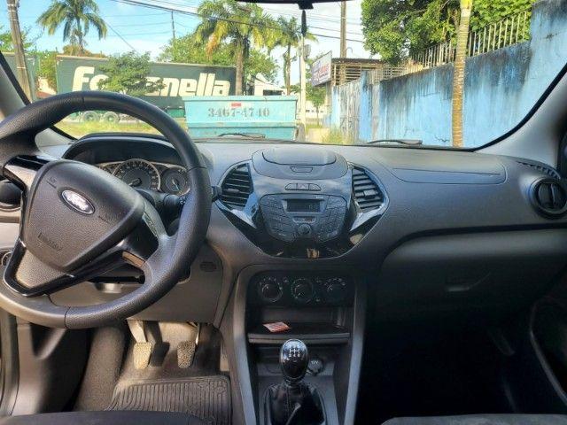 Ford Ka+ Sedan SL 1.5 Preto 2016  - Foto 4