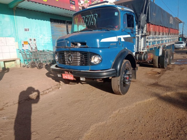 Mercedes 2213 ,caminhão