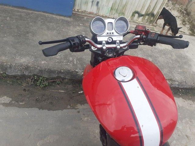 Pra hoje vendo moto Boa 3000 - Foto 3