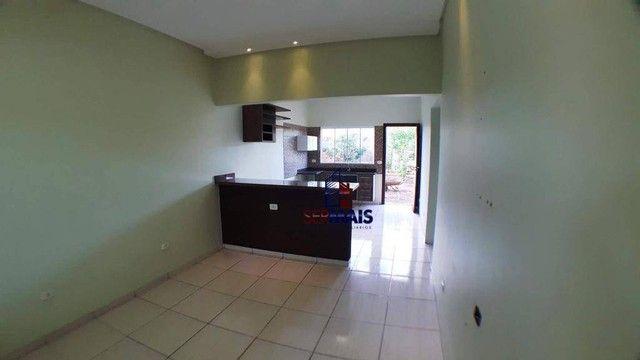 Casa com 2 dormitórios à venda, 67 m² por R$ 180.000,00 - Dom Bosco - Ji-Paraná/RO - Foto 6