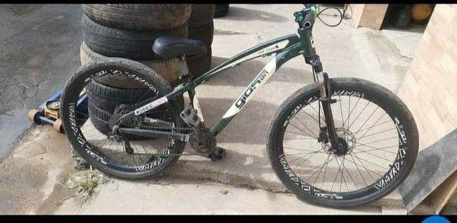 Bike gios 4freaks troco iphone 7 plus  - Foto 2