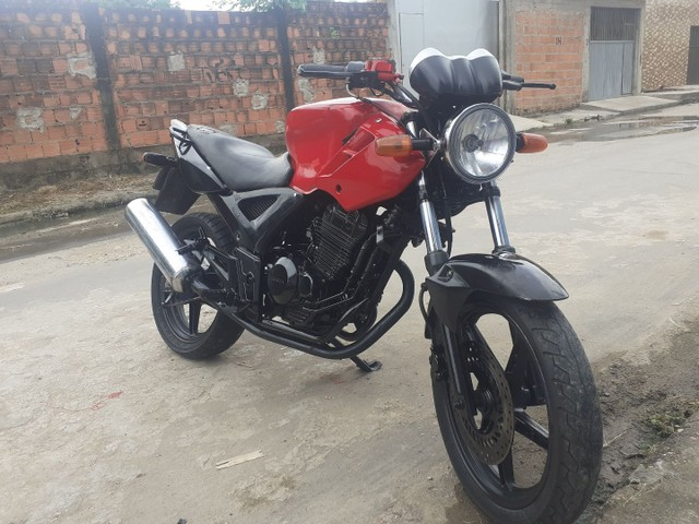 Pra hoje vendo moto Boa 3000 - Foto 2
