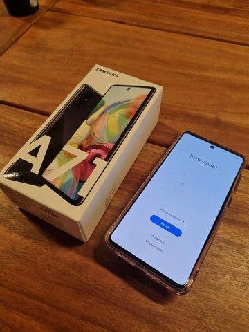 Samsung A71 na Garantia com Nota Fiscal
