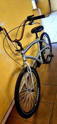 Bicicleta caloi conforte aro 26