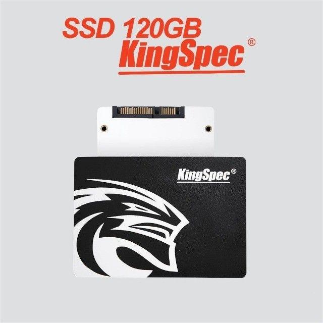 SSD 120 GB KingSpec Sata III