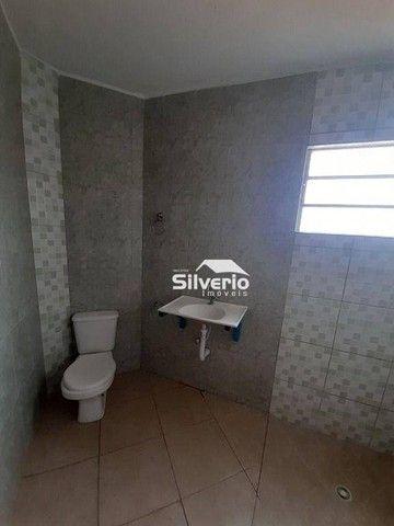 Casa para alugar, 80 m² por R$ 900,00/mês - Parque Interlagos - São José dos Campos/SP - Foto 11