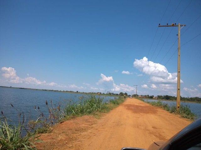 Lote 420m2 com Benfeitorias Ilha do Mangabal, Felixlândia - MG - Foto 2