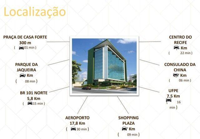 Sala/Escritório para aluguel possui 160 metros quadrados em Casa Forte - Recife - PE - Foto 8