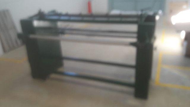 Rebobinadeira para corte de TNT, laminados plasticos e outros - Foto 2
