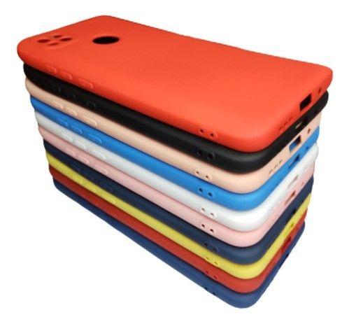 Combo Xiaomi Redmi 9 64gb + capa + fone + pelicula a vista pix 1200,00 centro SBC  - Foto 2