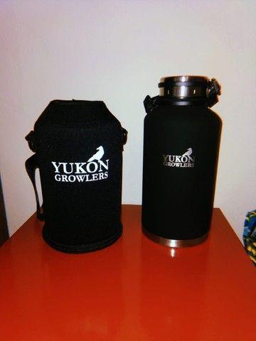 Growler Yukon 1.8l de Inox - Garrafa Termica - Foto 2