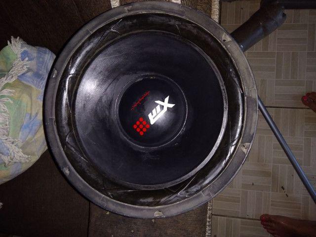 Alto falante 12 500 wts barbada - Foto 2