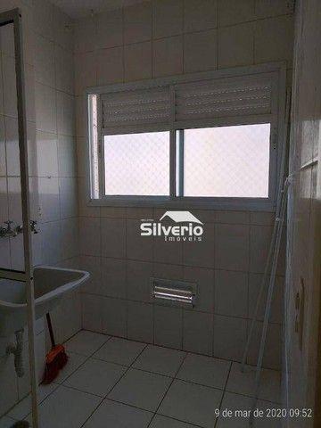 Apartamento com 2 dormitórios para alugar, 47 m² por R$ 1.000,00/mês - Jardim Ismênia - Sã - Foto 6