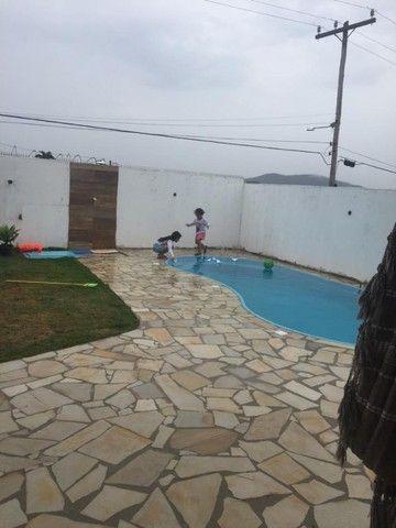 Casa duplex em condomínio solar dos cantarinos, com 5 quartos, piscina e churrasqueira - Foto 12
