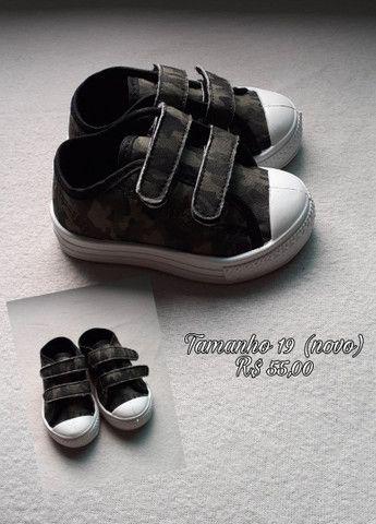 Desapego sapatos menino - Foto 4