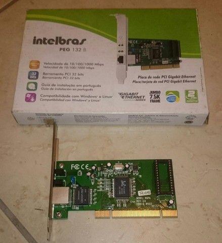 Placa de vídeo 32 MB AGP e outros - Foto 3