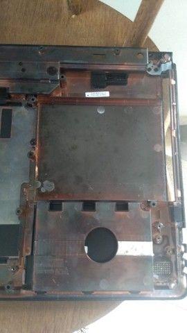 Carcaça Base Chassi Inferior Itautec A7420 - 310 - Foto 5