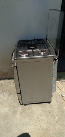 Fogão Electrolux  5 Bocas 500.00 - Foto 4