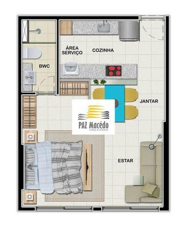 Apartamento No Pina 1 Quarto, 35m², Lazer Completo, 1 Vaga - Foto 8
