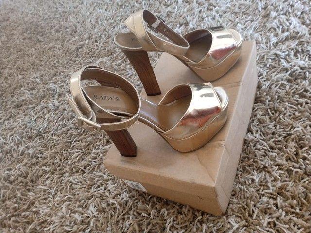Sandália maravilhosa por R$20 - Foto 4