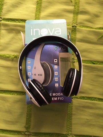 Vendo fone Bluetooth top