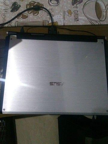 Raridade - Notebook Asus gamer G2p 17 polegadas + bolsa de transporte TARGUS.