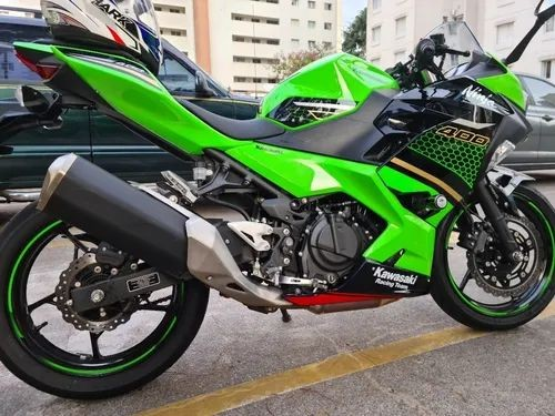 Kawasaki Ninja PARCELAMOS - Foto 7