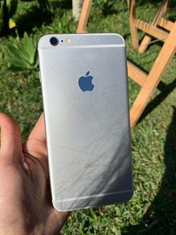 iPhone 6S plus com detalhes  - Foto 3