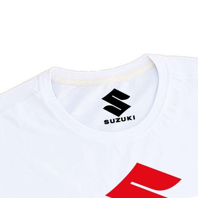 Camiseta Suzuki - Foto 2