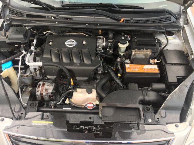 Nissan Sentra Manual 6 marchas