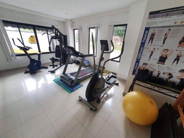 Apartamento com 1 dormitório à venda, 47 m² por R$ 320.000 - Jardim Aquarius - São José do - Foto 20