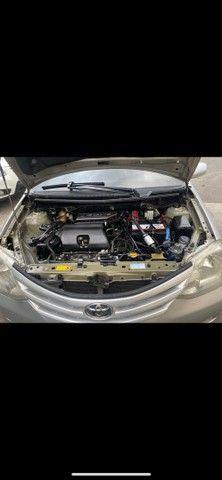 Toyota Etios 2013 1.5 x - Foto 6