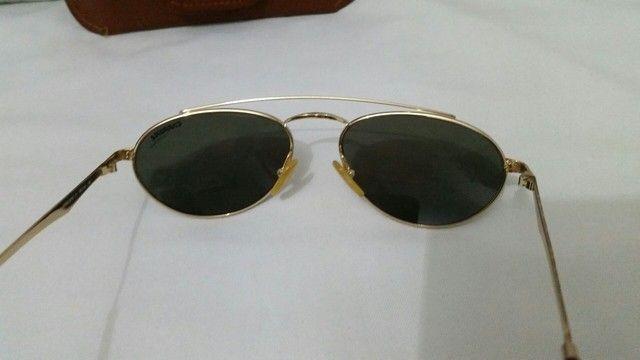 Oculos Masculino. Óculos de sol. Esportivo fino. Novo.  Áustria.  - Foto 4