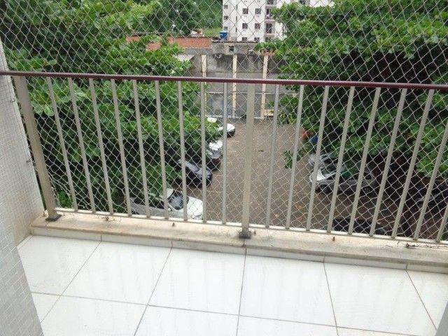 Engenho Novo - Rua Souza Barros - 2 Quartos Varanda - 1 Vaga - Portaria - Piscina - JBM214 - Foto 3